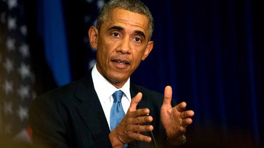 La guerra di Obama all'Isis: un rischioso doppio gioco