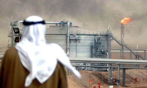 Petrolio, la partita di Riyadh