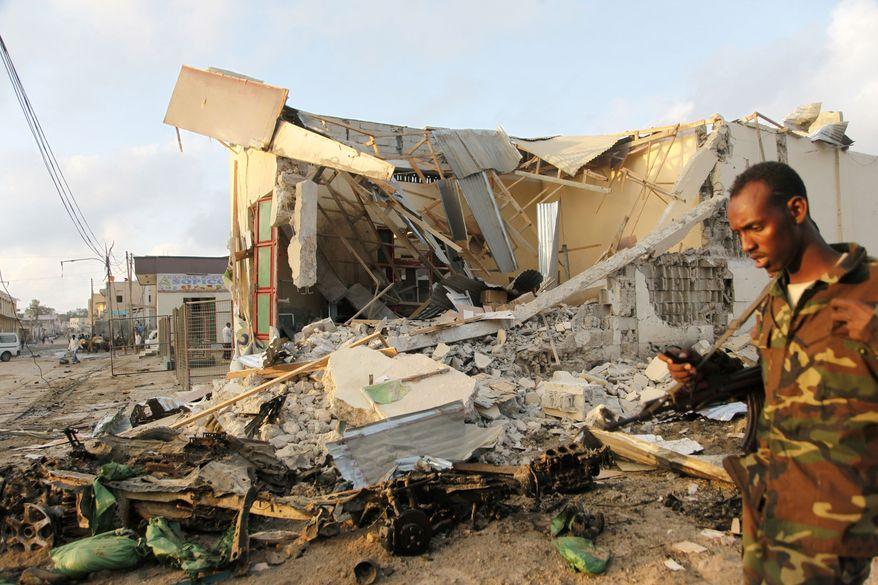 USA: droni sulla Somalia