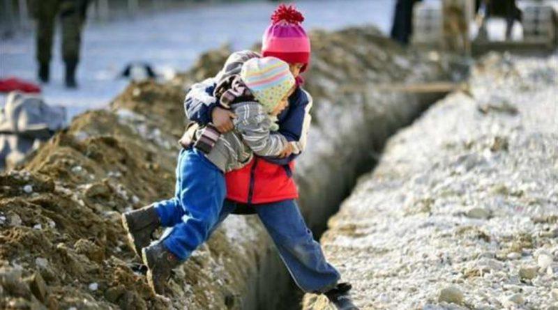 Minori migranti, soli e fiduciosi