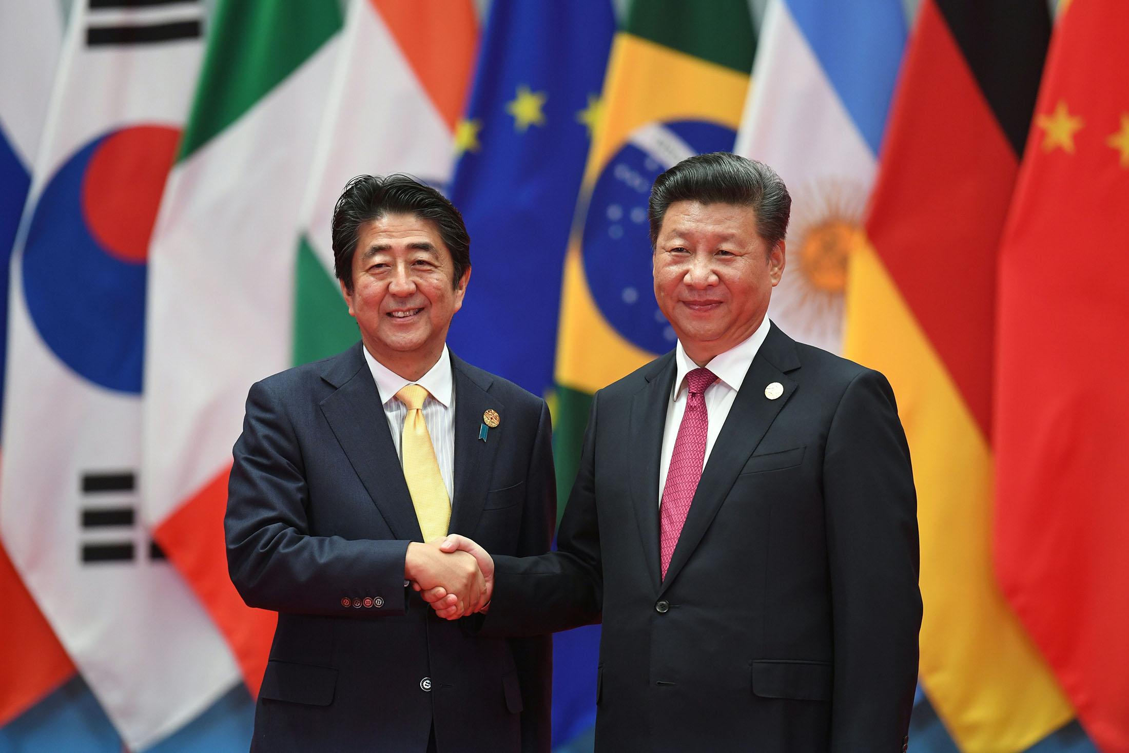 Cina-Giappone, prove di normalità